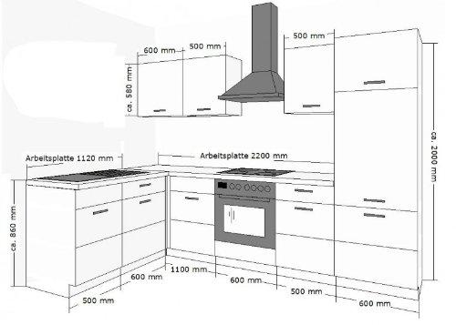 Kche-Susanne-172x280-cm-Kchenzeile-in-aubergine-Akazie-Kchenblock-variabel-stellbar-0-0